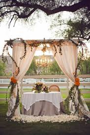 wedding arches for the 36 fall wedding arch ideas for rustic wedding deer pearl flowers