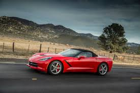 what makes a corvette a stingray 2015 chevrolet corvette stingray convertible cars