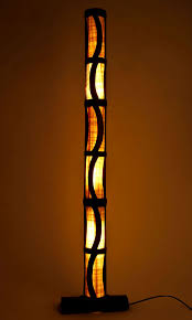 Bamboo Floor Lamp Handmade Designer Bamboo Lamps And Accessories For Interior