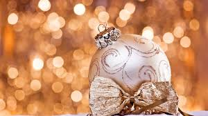 silver ornaments lights hd wallpapers