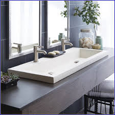 trough bathroom sink find this pin and more on bathrooms by basin