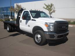 Ford F350 Truck Used - used 2013 ford f350 flatbed truck for sale in az 2255
