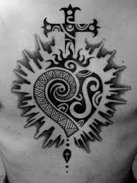 タトゥー ギャラリー 29 tribal apocaript