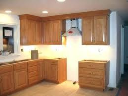 Kitchen Cabinet Moldings Kitchen Cabinet Moulding Kitchen Cabinet Crown Molding Make Them