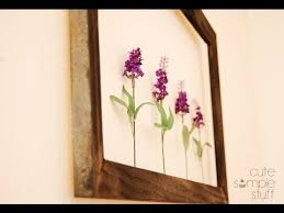 Home Decor Photo Frames Home Décor On A Budget Wall Frame With Flowers