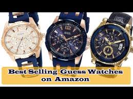 amazon best sellers best mens watches best selling guess watches 2017 best blue dial watches for men s