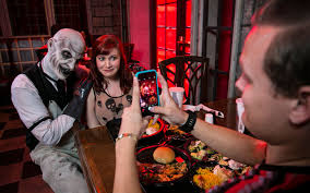 here u0027s a handy dandy list of all halloween horror nights 2016