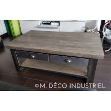 cuisine et bois meuble bas cuisine 11 meuble industriel table basse industriel