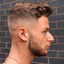 short textured hairstyles men choppy men39s haircut with hairlines