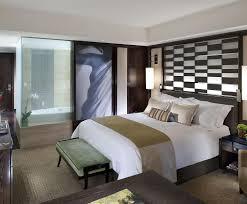 Chinese Fan Wall Decor by Luxury 5 Star Hotel The Strip Mandarin Oriental Las Vegas