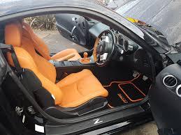 Nissan 350z Orange - 07 nissan 350z another
