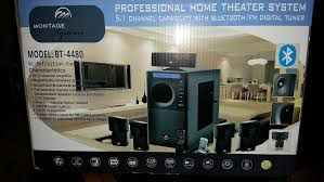 home theater systems amazon com amazon com cinema wave series model bt4480 professional home