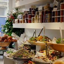 Buffet Near My Location by Ottolenghi A London Restaurant Deli That I Must Visit Some Day