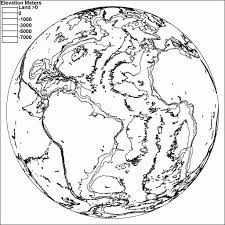 Seven Continents Map Free Coloring Pages Of The 7 Continents The Seven Continents In
