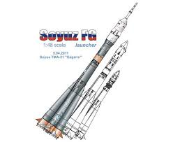 Sojuzs51 by Fg Launch Vehicle Free Rocket Paper Model Download
