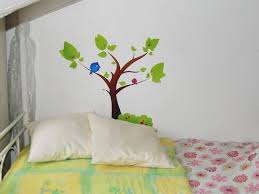 stickers arbre chambre fille stickers arbre enfant