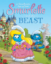 smurfette beast book peyo chani yammer official