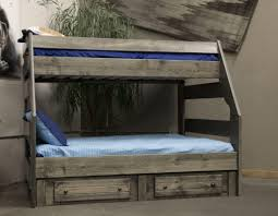 trendwood high sierra twin over full bunk bed boulevard home