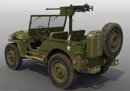 jeep us willys u s army jeep rod deweese 3d vehicle competition hum3d