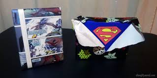 superman wrapping paper make your own geeky wrapping paper wars comics harry potter