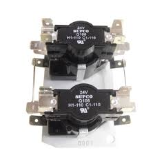 stack relay switches on oil fired boilers furnaces water heaters