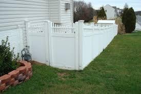 vinyl fences triple k fence