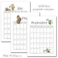 printable art calendar 2015 2015 printable calendar shabby art boutique part 3 july august
