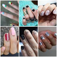 photos this year u0027s top nail trends that you guessed it nailed