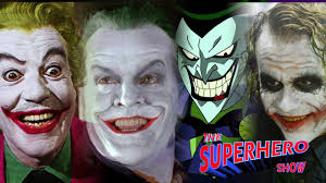 who is the greatest joker the superhero show youtube