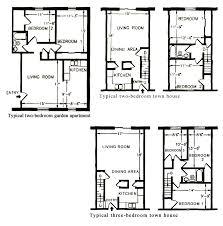 Sorority House Floor Plans Whipple Park Residential Life University Of Rochester