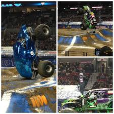 monster truck show portland oregon monster jam u2013 action packed family fun chasing supermom