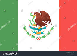 mexican flag eagle symbol mexico stock vector 718214881 shutterstock