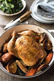 roasted chicken for thanksgiving classic roast chicken recipetin eats