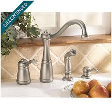 Pewter Kitchen Faucet Rustic Pewter Marielle 1 Handle Kitchen Faucet Gt26 4nee