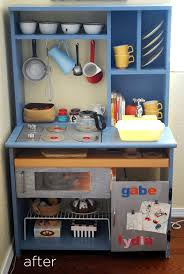 diy play kitchen ideas my most favorite crafts project homeschool