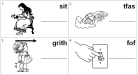 2nd grade sight words printables and worksheets