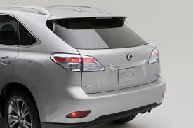 2010 lexus suv hybrid price lexus rolls out 2010 rx350 and rx450h at la show
