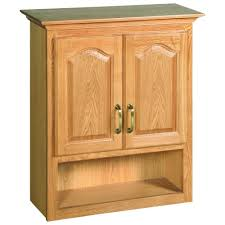 Bathroom Furniture Oak Oak Bathroom Cabinets Storage Bath The Home Depot