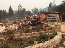Wildfire Elementary Arizona by Deadly And Vast California Wildfires Could Gain Momentum 6abc Com