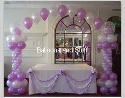 wedding arch balloons balloons wedding decorations decoration