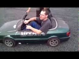 audi carousel audi 80 cabrio mini kinderauto carousel car