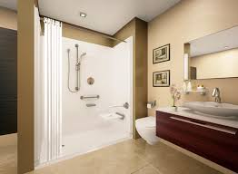barrier free showers access solutions