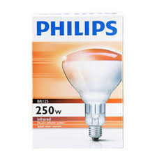 philips infrared br125 250w e27 at rs 300 piece s infrared
