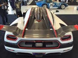 blue koenigsegg one 1 sole koenigsegg one 1 headed to u s lands in monterey new car