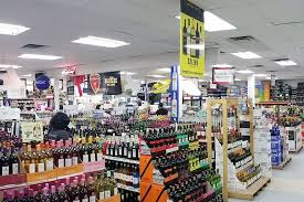 124 package store liquor drink tabaco lotto