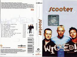 5 Up Photo Album Scooter Wicked Cassette Album At Discogs