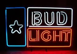 bud light neon signs for sale bud light texas flag neon beer bar sign neon beer signs for sale