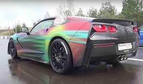 2014 corvette exhaust c7 corvette z06 capristo exhaust revs gm authority