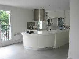cuisine laqué meuble de cuisine blanc brillant cuisine repeinte en blanc