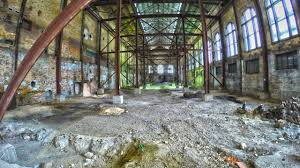 exploring the abandoned toledo steam plant prior to promedica